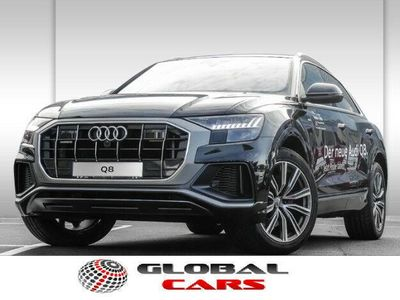 used Audi Q8 50 TDI tip. S Line /PAC TOUR/PANOR/LIST. 115.000