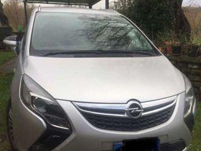 usata Opel Zafira Tourer automatica diesel 7 posti