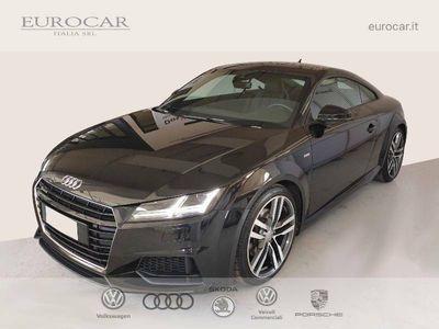 usata Audi TT coupe 2.0 tfsi S line quattro s-tronic