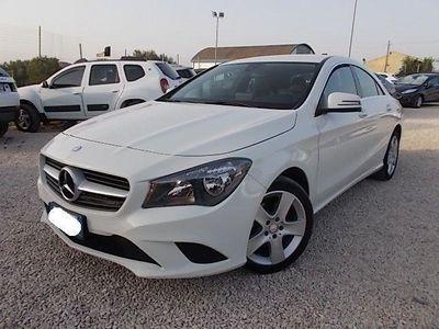 używany Mercedes CLA180 D Executive 109cv