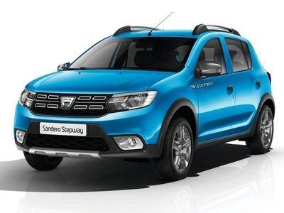 usata Dacia Sandero Stepway 1.5 Blue dCi 95 CV S&S Access