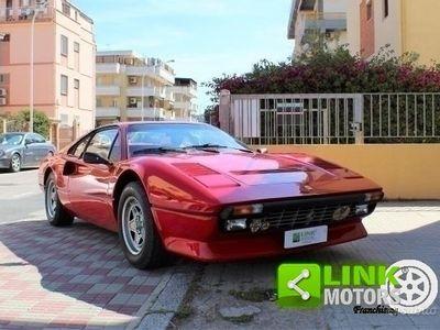 usata Ferrari 308 Gtbi Quattrovalvole TARGA ORO ASI