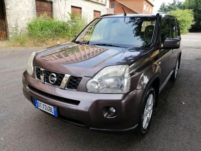 used Nissan X-Trail 2.0 dCi 4WD Gancio Traino