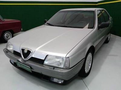 begagnad Alfa Romeo 164 2.0i v6 turbo cat perfetta e velocissima! benzina