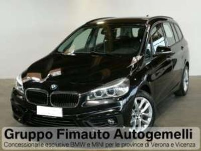 usata BMW 218 Gran Tourer d Advantage 7p Aut. Garanzia 48 mesi