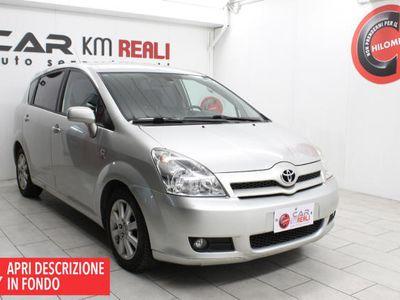 brugt Toyota Corolla Verso  [ 2.0 16V D-4D (7 POSTI) ]