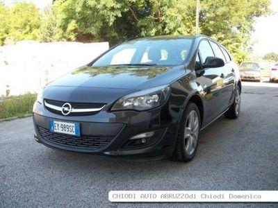 usata Opel Astra 1.6 CDTI 2015