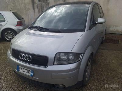 usata Audi A2 - 2001 1.4 benzina tetto panoramico