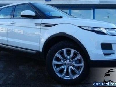 brugt Land Rover Range Rover 2.2 TD4 5p. aut. pelle/kamera/navi/led/ Roma