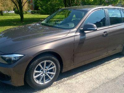 usado BMW 318 Touring d 143cv -11/ 2014 PARI AL NUOVO