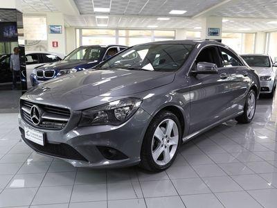usata Mercedes CLA200 Cdi 136cv Executive E6 2016
