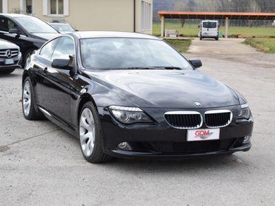 usata BMW 501 635 d Coupè Aut.CV Futura Cerchi 19, Memory