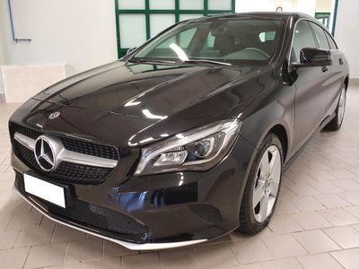 używany Mercedes CLA220 d AUTOMATICA, FARI FULL LED, NAVIGATORE, CERCHI