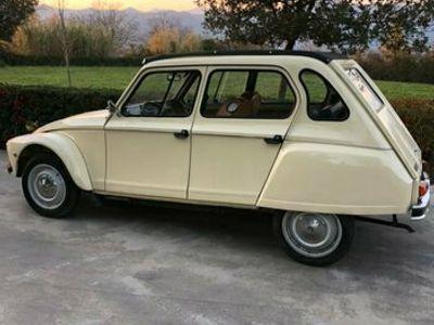usata Citroën Dyane 6 1980