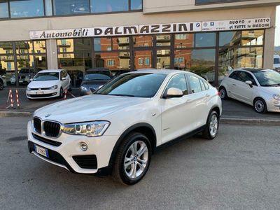 usata BMW X4 xDrive20d Business Advantage Automatico