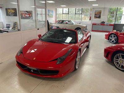 usata Ferrari 458 Spider DCT