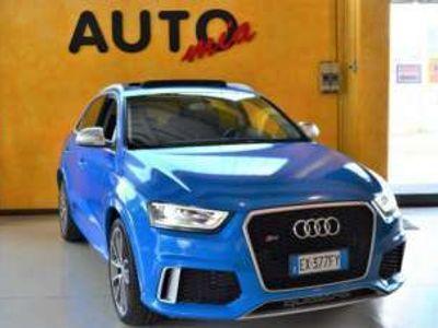 usata Audi RS Q3 2.5 TFSI quattro UNIPROPRIETARIO Benzina