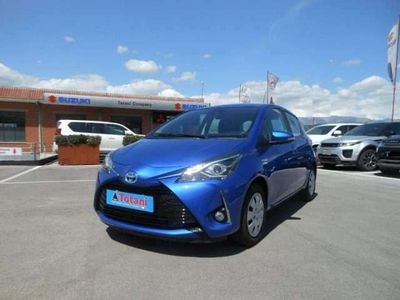 usata Toyota Yaris 1.5 Hybrid 5 porte Business -445-