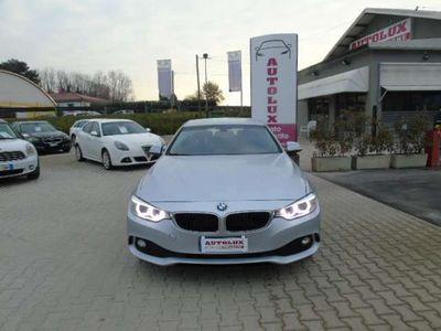 usata BMW 420 Gran Coupé Serie 4 G.C. (F36) xDrive Advantag