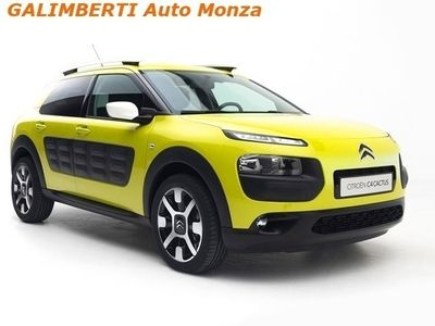 used Citroën C4 Cactus BlueHDi 100 Shine usato