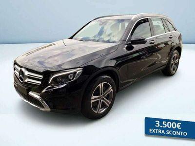 usata Mercedes GLC220 220 d Sport 4matic auto