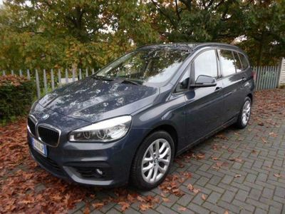 usata BMW 220 Gran Tourer d Luxury