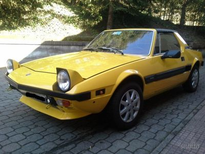 usado Fiat X 1/9 Bertone- 1979