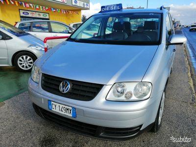 brugt VW Touran 1.9 TDi NuovissimA