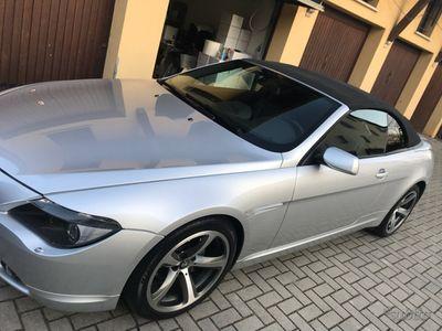 usata BMW 630 Cabriolet M6