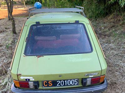 usado Fiat 127 special seconda serie