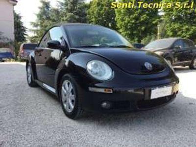 usata VW Beetle new1.9 tdi 105cv cabrio diesel
