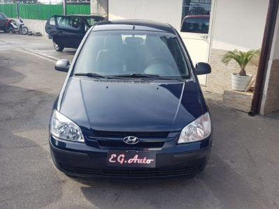 usado Hyundai Getz 1,1 Benzina 5 Porte Prov.Nord Italia