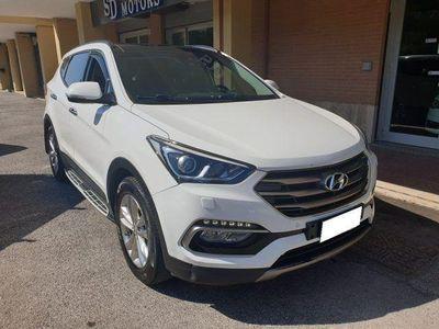 used Hyundai Santa Fe 2.2 CRDi 4WD A/T XPossible usato