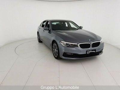 usata BMW 520 Serie 5 G30 Berlina d Sport auto