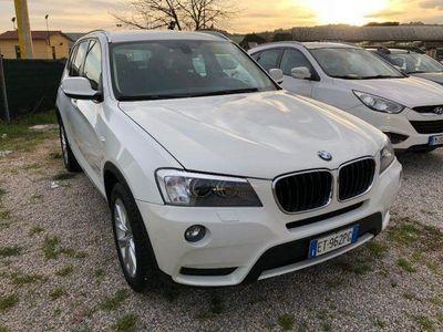 used BMW X3 xDrive20d KM CERTIFICATI