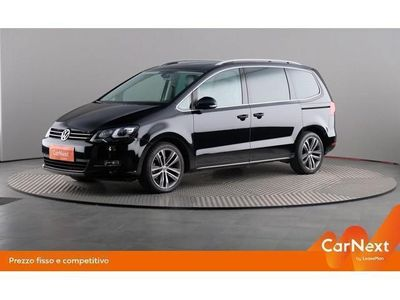 brugt VW Sharan 2.0 Tdi Dsg Highline Bluemotion