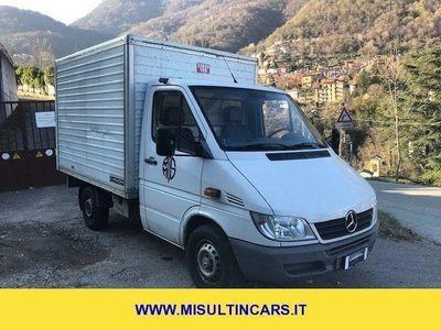 gebraucht Mercedes Sprinter T30/35 313 CDI cat Telaio Cabinato