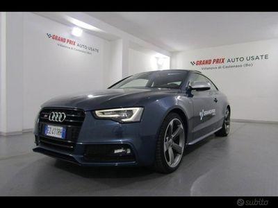 usata Audi S5 3.0 V6 TFSI 333 CV quattro S tronic