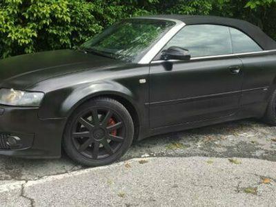 usata Audi A4 Cabriolet 2.5 V6