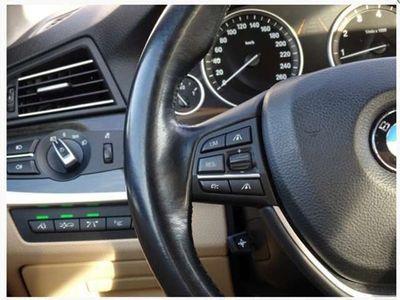 usata BMW 523 3000cc (F10/F11) Business Massaggianti Ventilati