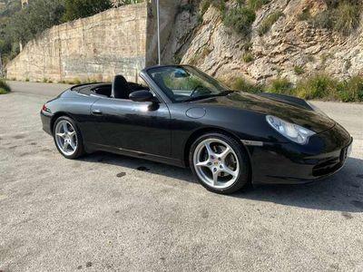 usata Porsche 911 Carrera 4 Cabriolet 996 cat