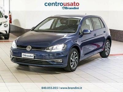 usata VW Golf VII 2017 5p 5p 1.6 tdi Business 115cv