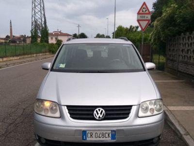 used VW Touran 2.0 Tdi 140cv