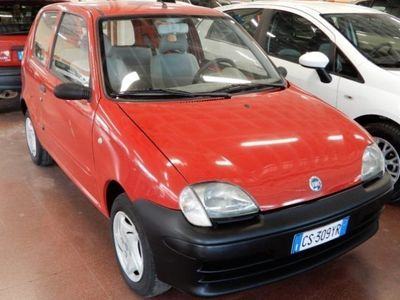käytetty Fiat Seicento 1.1i cat Actual