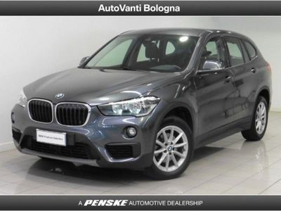 used BMW X1 xDrive 18d Business