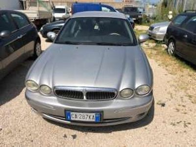usata Jaguar X-type 2 litri v6 24v cat benzina