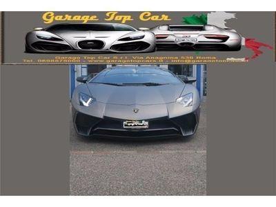 usata Lamborghini Aventador Lp 750-4 Superveloce Usato