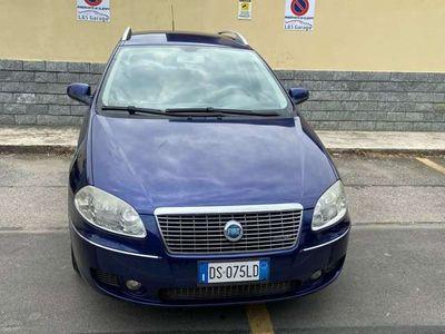 usata Fiat Croma 1.9 Diesel 109000 km CERTIFICATI