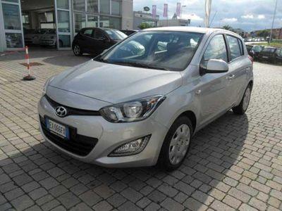 usata Hyundai i20 2ª serie 1.2 84 CV 5 porte Classic