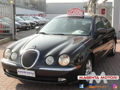 usata Jaguar S-Type (X200) 4.0 V8 32V cat